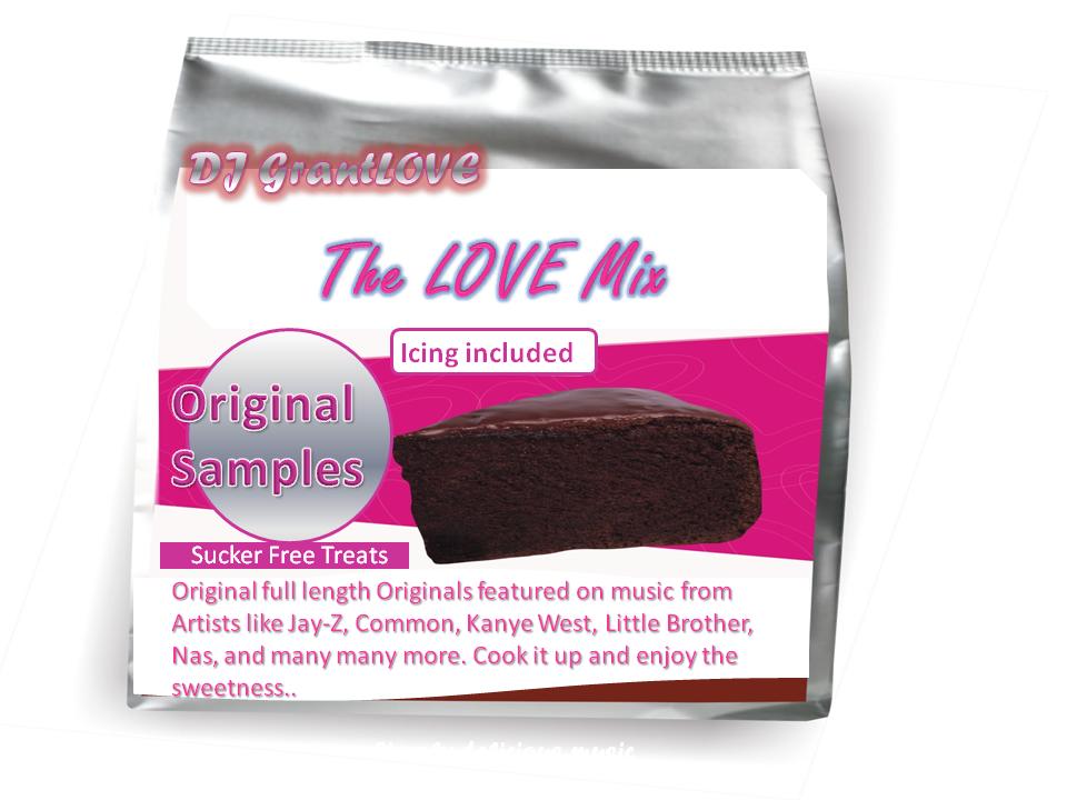 love mix cake mix